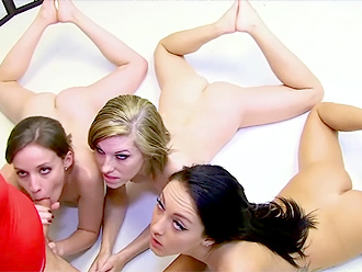 Nude yoga sex lesson