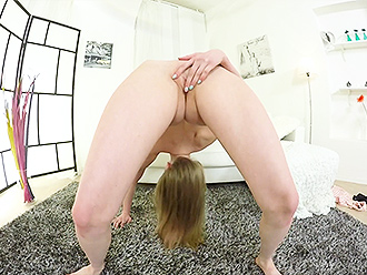 Amateur webcam naked yoga video