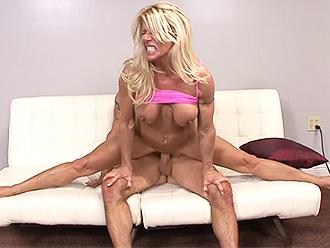 MILF yoga porn