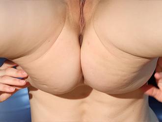 Nude yoga dance video