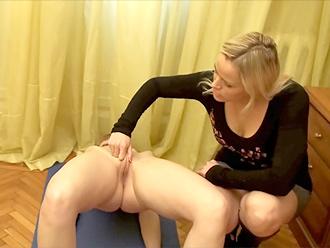 Lesbian yoga video compilation