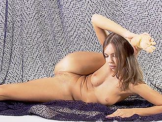 Most exciting nude yoga poses ever